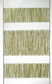 Objects in Glass reeds