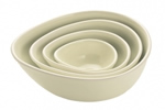 Cream mixing bowl set