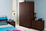 Argos wenge bedroom furniture