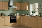 Hygena Oakham Kitchen