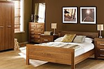 Freestanding bedrooms