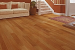 Tropical wood flooring