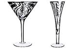 Star by Julien Macdonald glassware