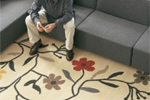 Brink and Campman bloom rug