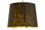 Tree lamp shade