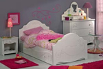 Girl's Alice bed