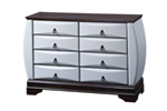 Trendy bedroom chest