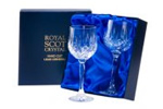 Royal Scot wine glasses