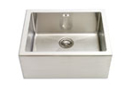 Stainless steel butlers sink