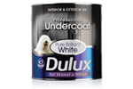 Dulux undercoat paint