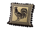The Historical Sampler Company cockerel tapestry kit