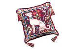 Tapestry kit cushion panel