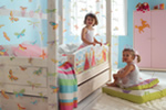 Children's Fourposter Bed