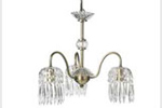 Laura Ashley chandeliers