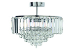 Laura Ashley Vienna crystal pendant