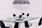 Chic dining room furniture