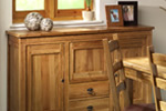 Traditional pine living room furniture