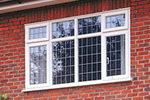 Fitted PVCu windows