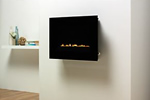 Focal Point contemporary flueless gas fire
