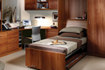Strachan fitted bedroom furniture