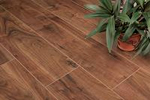 American walnut laminate flooring
