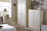 White bedroom furniture