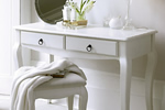 Provence white dressing table