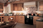 Fitted kitchen from Wickes