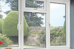 Timber and PVCu windows