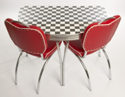 Cola Red dining set